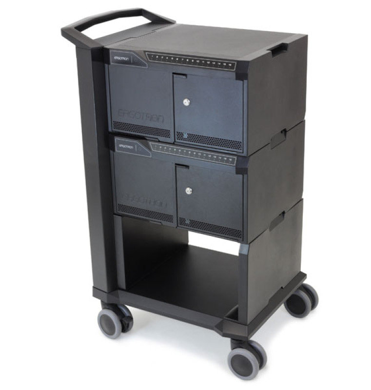Image of Tablet Management Cart - 32 Tablet Uk