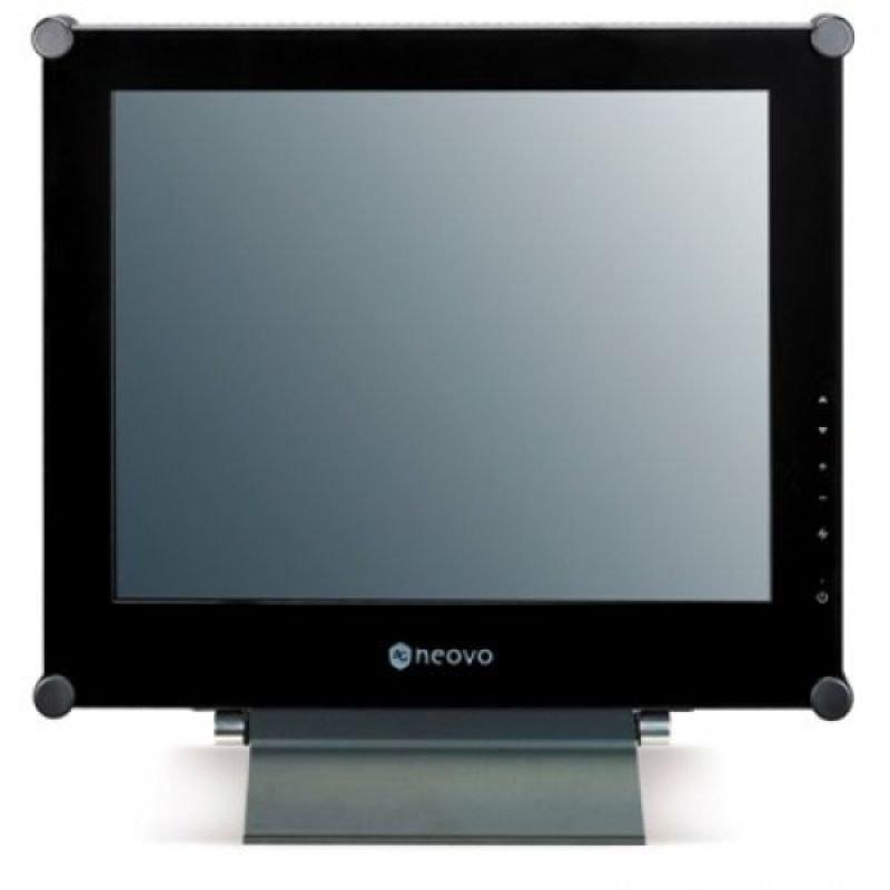 Ag Neovo Sx15A 15&quot LCD TFT CCTV DVI Monitor