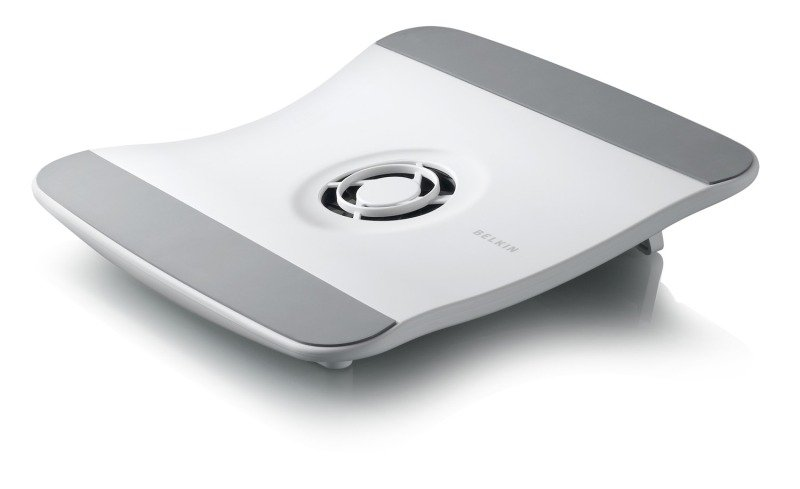Belkin Laptop Cooling Stand Notebook Cooling Pad (White)