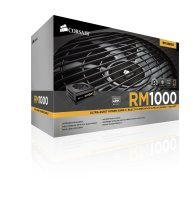 Corsair RM 1000W Fully Modular 80+ Gold Power Supply