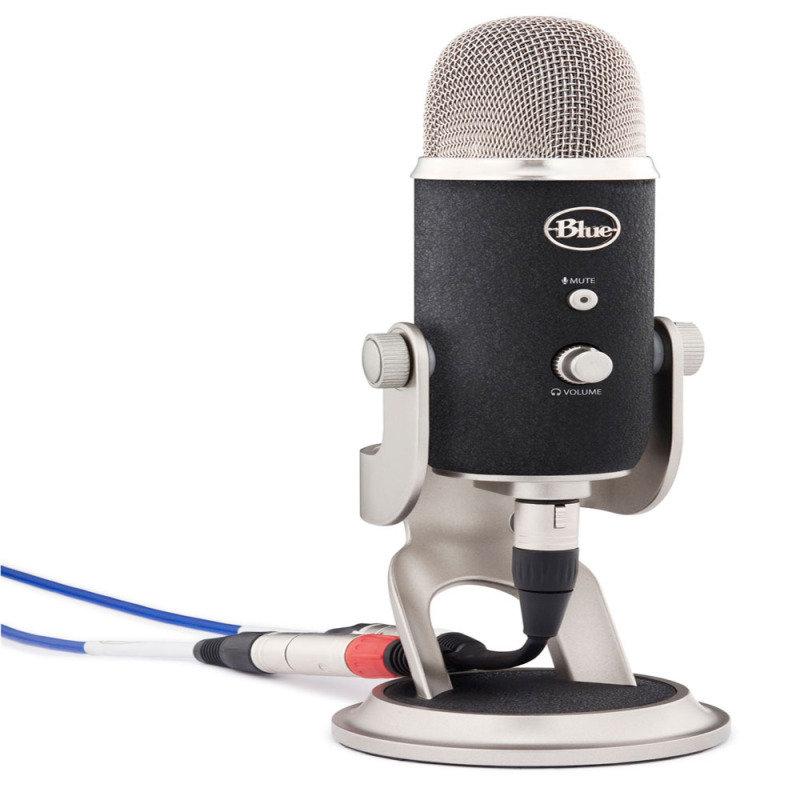 Blue Microphones Blue Yeti Pro Usb Microphone Ebuyer Com