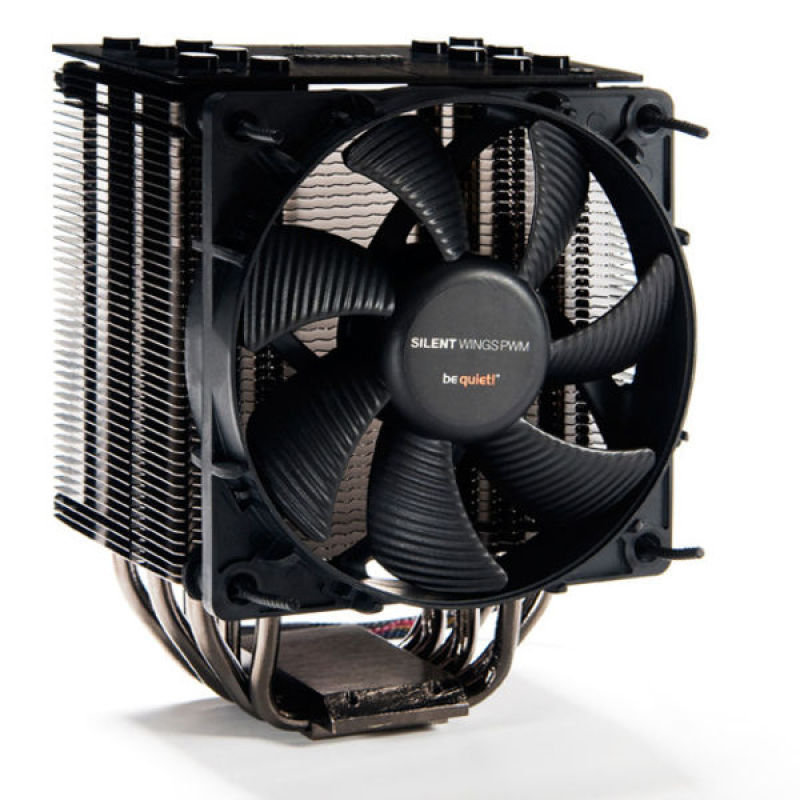 EXDISPLAY Be Quiet! Dark Rock Advanced Socket Intel 775 1155 1156 1366 AMD AM2+ AM3+ 754  939 940 FM1 CPU Cooler