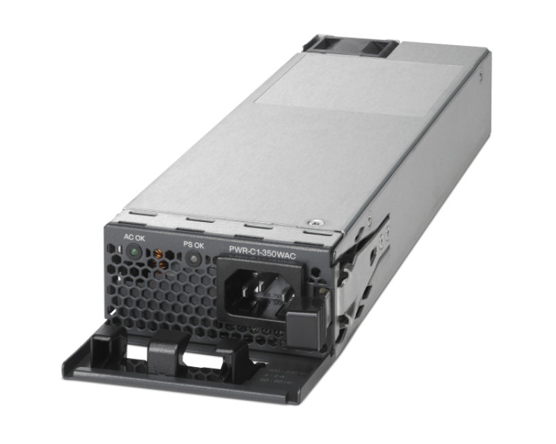Cisco - Power supply - hot-plug / redundant ( plug-in module ) - AC 100-240 V - 250 Watt - FRU - for Catalyst 2960X-24, 2960X-48, 2960XR-24