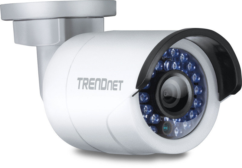 TRENDnet Outdoor 3MP Full HD PoE DayNight Network IP Camera