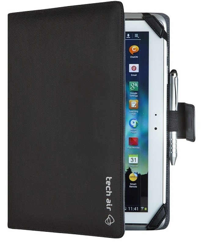 Image of Black 10 Universal Tablet Folio Jaquad
