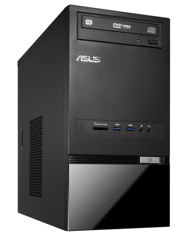 Computers Asus K5130 Desktop PC, Intel Core i5-3330S 2.7GHz, 8GB RAM, 1TB HDD, DVDRW, NVIDIA GT620, Windows 8 64bit