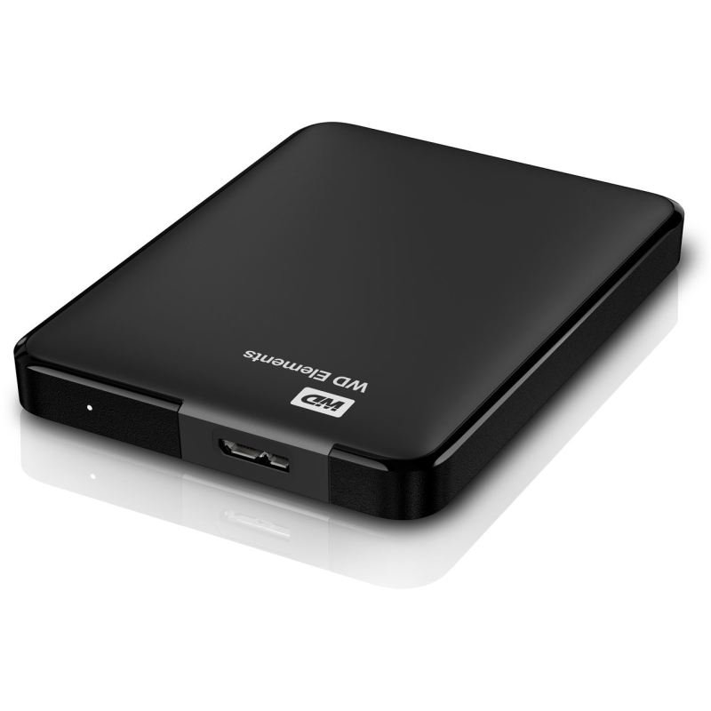 WD Elements 750GB USB 3.0 Portable External Hard Drive