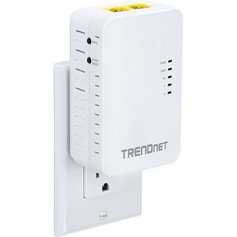 trendnet tpl 410apk wireless range extender powerline kit ebuyer. Black Bedroom Furniture Sets. Home Design Ideas