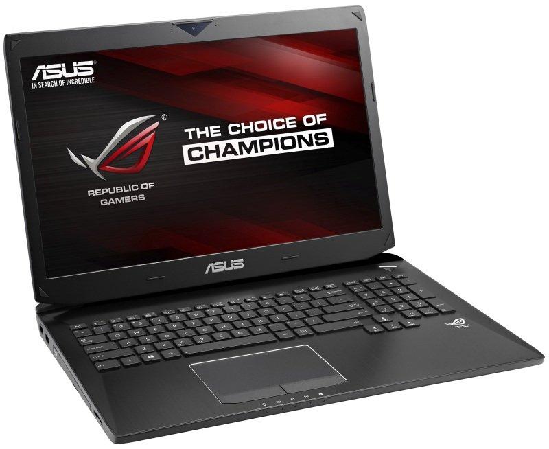 Asus G750JS Gaming Laptop