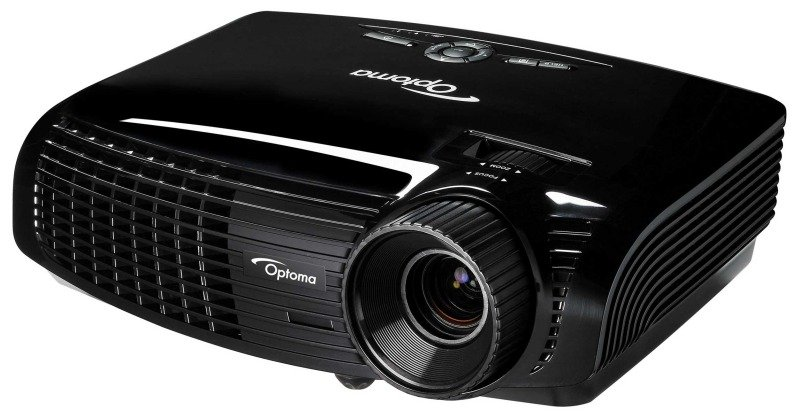Optoma EH300 1080p 3500 Lumen Full 3D DLP Projector with HDMI