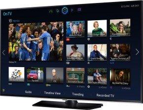 """Samsung UE48H5500 48"""" 3D LED HDTV"""
