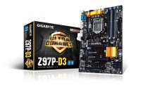 Gigabyte GA-Z97P-D3 Socket 1150 HDMI 8 Channel Audio ATX Motherboard