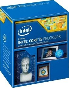 Intel Core i5 4590 3.30GHz Socket 1150 6MB L3 Cache Retail Boxed Processor