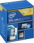 Intel Core i3 4350 3.60GHz Socket 1150 4MB L3 Cache Retail Boxed Processor