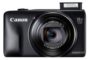 Canon SX600 HS 16.0MP Digital Camera