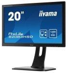 "EXDISPLAY Iiyama ProLite B2083HSD-B1 19.5"" LED VGA DVI Monitor"