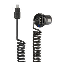 Scosche Strikedrive 12w + 12w - Car Charger For Lightning Devices