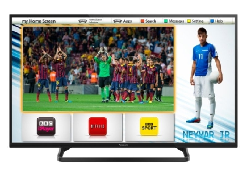 Panasonic 50&quot TX50AS500B Smart Full HD LED TV