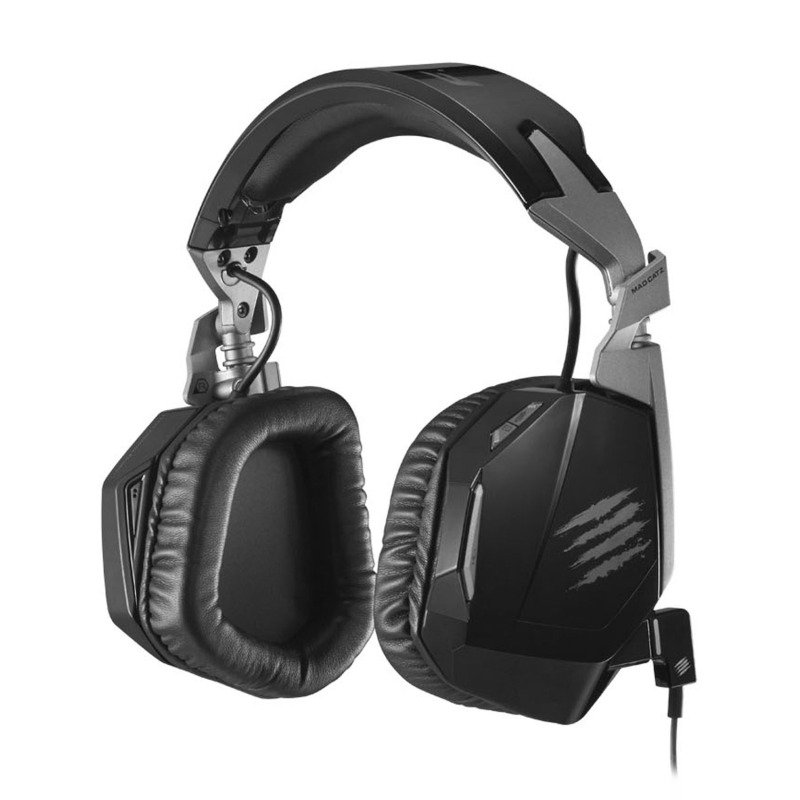 Image of Mad Catz F.r.e.q.4d Stereo Headset For Pc