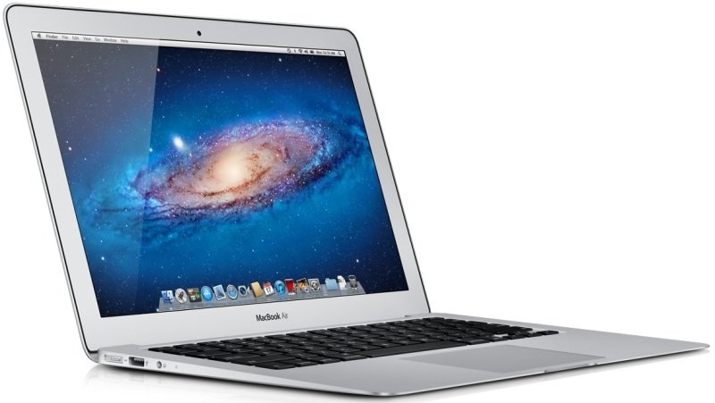 "Image of Apple MacBook Air 11, Intel Core i5 1.4GHz, 4GB RAM, 256GB SSD, 11.6"" LED, No-DVD, Intel HD, Webcam, Bluetooth, OS X Mavericks"