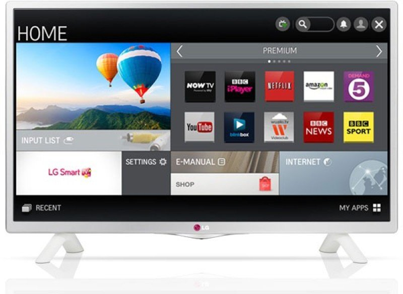 lg smart tv remote instructions