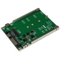 StarTech.com M.2 SSD to 2.5in SATA Adapter - 7mm - M2 Hard Drive Adapter