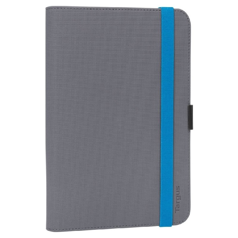 Image of Targus Universal Tablet Flip Case 7-8 Grey - THZ338EU