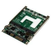 StarTech.com Dual mSATA SSD to 2.5 inch SATA RAID Adapter Converter