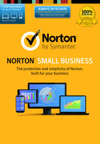Norton Small Business 1.0IN 1User 5 Devices Electronic Software Download
