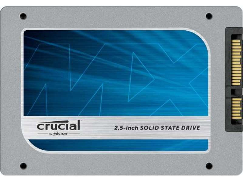 Crucial CT512MX100SSD1 MX100 512GB SATA 6Gbps 2.5inch 7mm with 9.5mm adapter SSD