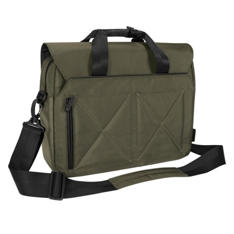 Image of Targus T-1211 15.6 Laptop Topload Case in Green TBT25305EU