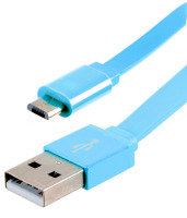 Xenta Micro USB to USB 1.5M Blue