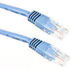 Xenta Cat5e UTP Patch Cable (Blue) 1m