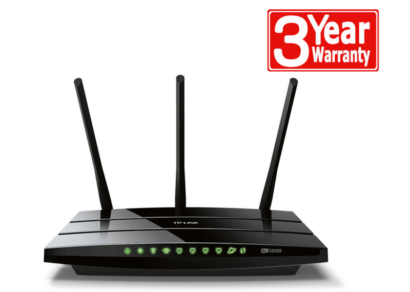 Image of TP-Link Archer C5 - AC1200 Dual Band Wireless Cable Router