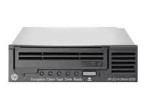 HPE StoreEver LTO-6 Ultrium 6250 Internal Tape Drive with (5) LTO-6 Media/TVlite
