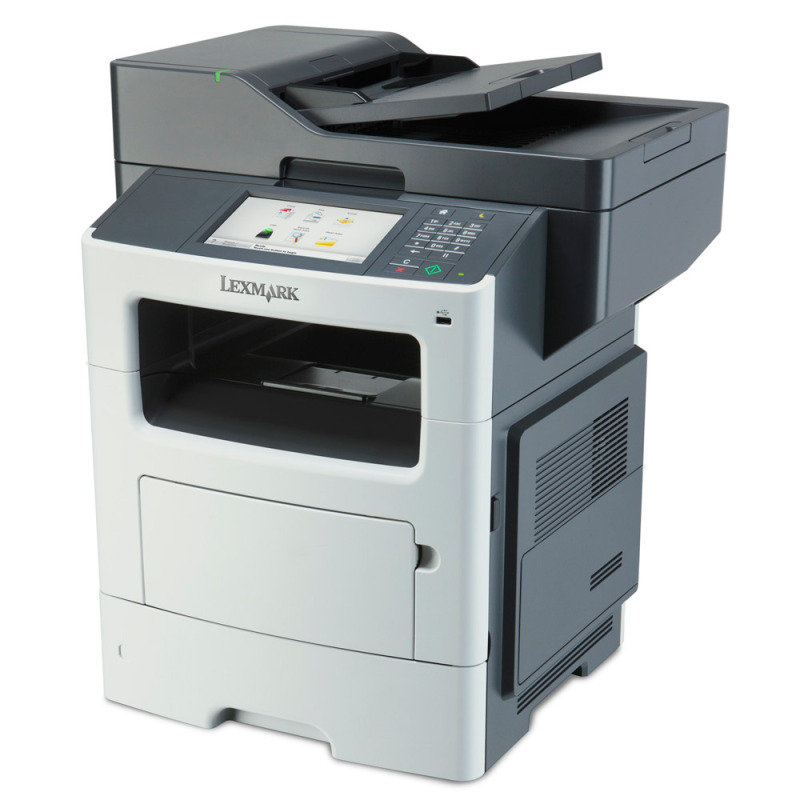 Lexmark Mx611de A4 Mono Multifunction Printer