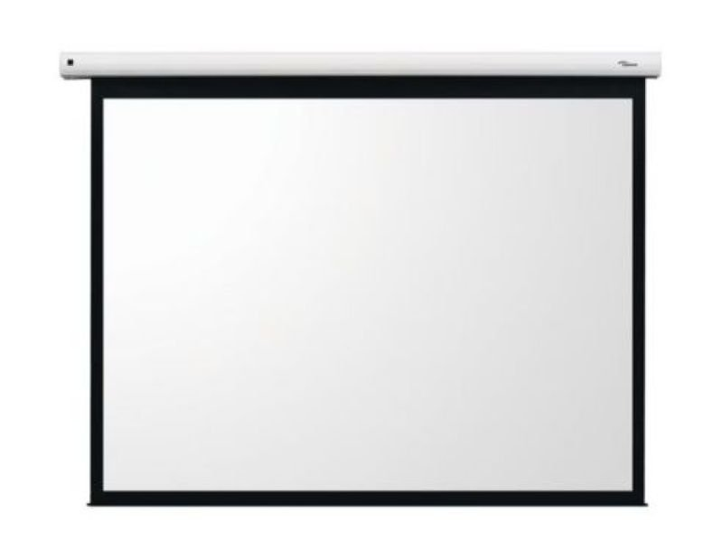 Optoma DE-1123EGA Panoview 123'' Electric Projector Screen