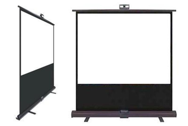 "Optoma DP-3072MWL Panoview Portable Lift 72"" Projection screen 4:3"