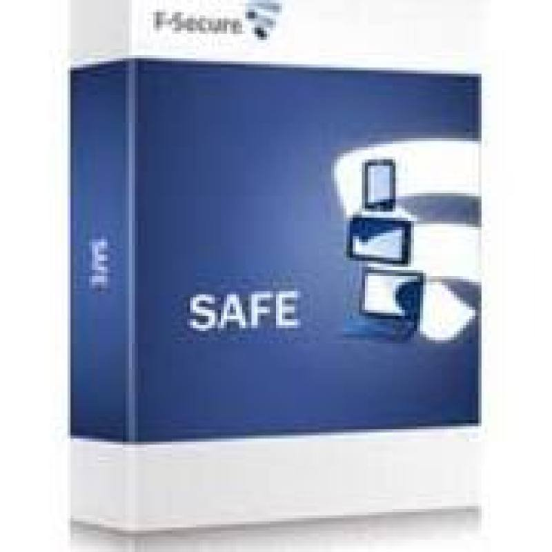 Image of F-secure Safe (1 Year, 5 Device) - Electronic Download