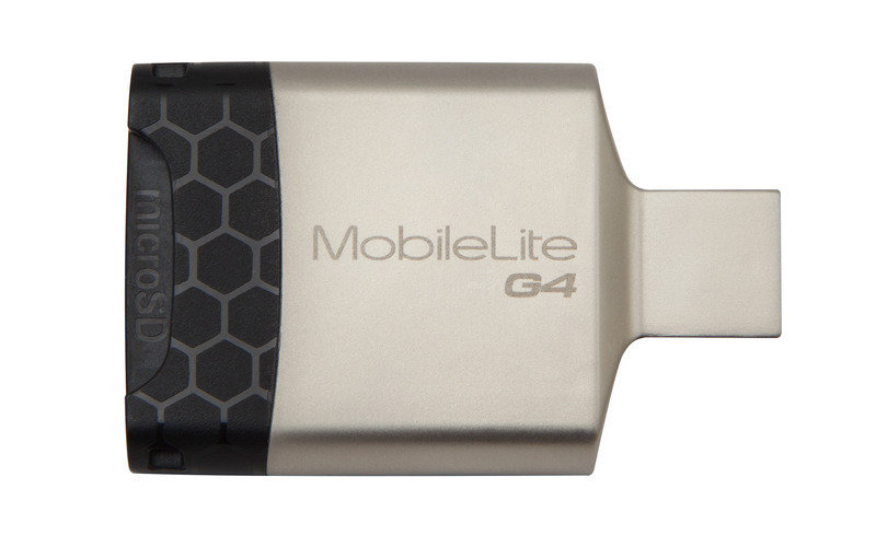 MobileLite G4 USB 3.0 Multi-card Reader