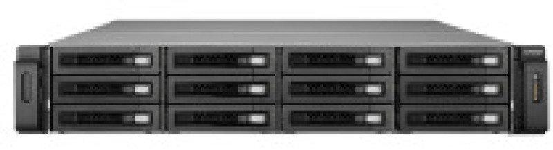 QNAP TS-1279U-RP 60TB 12 Bay 2U Rackmount NAS | Ebuyer com