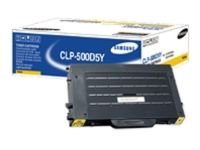 Samsung Yellow Toner for CLP-500 / CLP-500N / CLP-550 / CLP-550N