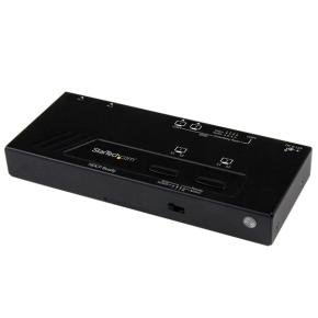 2x2 Hdmi Matrix Switch - W/ Auto Selecting 1080p