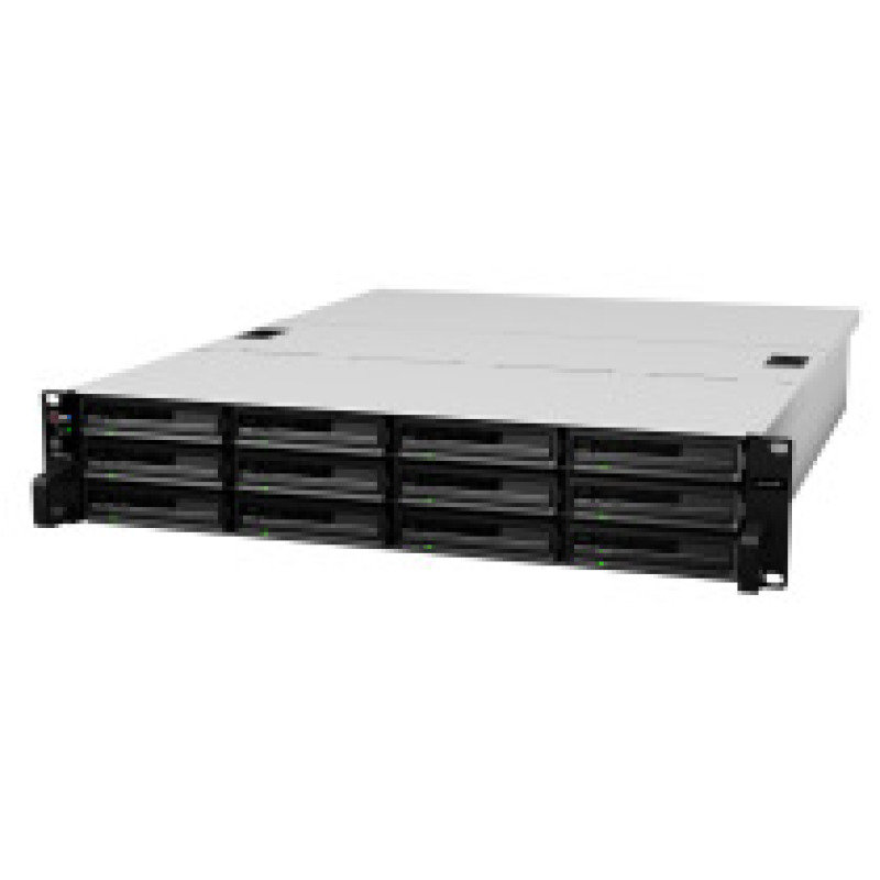 Synology RX1214 60TB (12 x 5TB) 12 Bay 2U Rack Expansion Unit