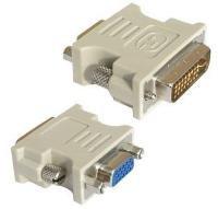 Dynamode DVI-VGA DVI to VGA Inline Adaptor
