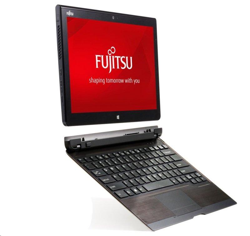 "Image of Fujitsu Stylistic Q704 Convertible Laptop, Intel Core i7-4600U 2.1 GHz, 8GB RAM, 256GB SSD, 12.5"" Touch, Intel HD, 2 Cameras, Bluetooth, Windows 8.1 Pro"