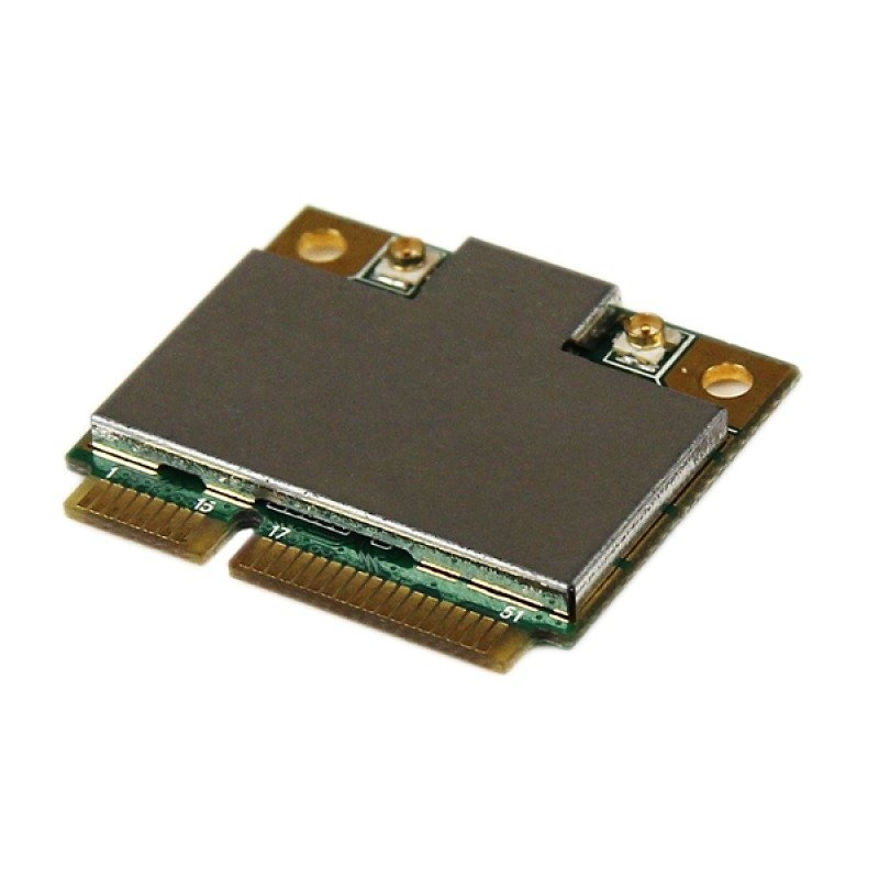 Startech.com Mini Pci Express Wireless N Card 300mbps Mini Pcie 802.11b/g/n Wifi Adapter - 2t2r