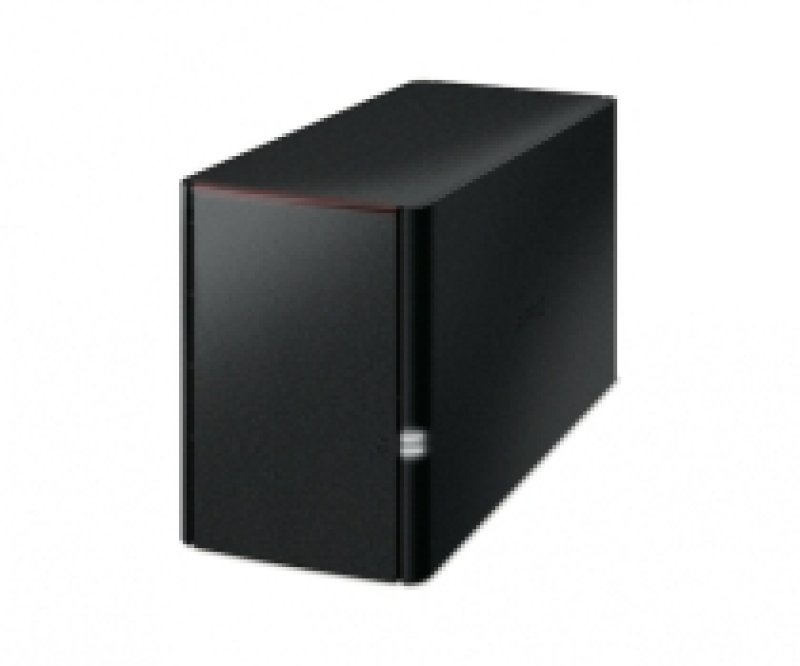 Buffalo LinkStation LS220 6TB (2 x 3TB WD Red) 2 Bay Desktop NAS