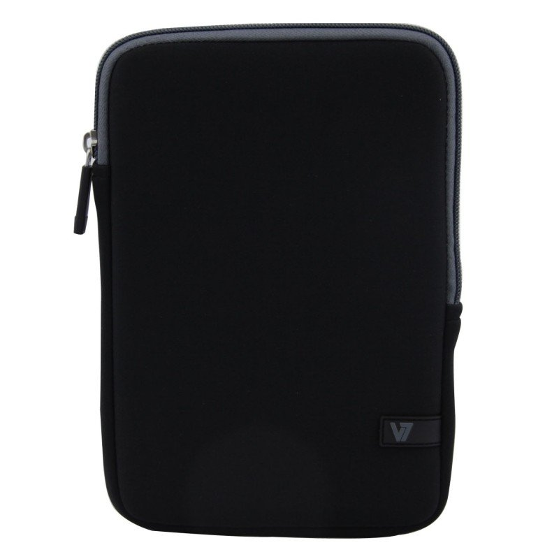 Image of V7 Sleeve Ipad Mini Tablet - Neoprene 90g Black/grey