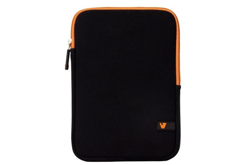 Image of V7 Sleeve Ipad Mini Tablet - Neoprene 90g Black/orange